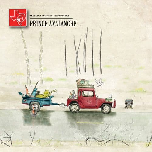 Explosions In The Sky, David Wingo<br>Prince Avalanche: An Original Motion Picture Soundtrack<br>LP